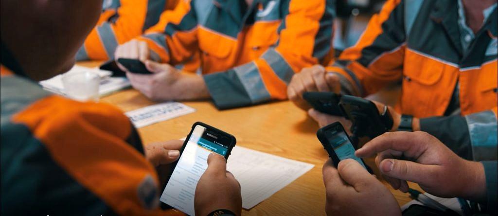 Erfassung per App löst Zettelwirtschaft ab