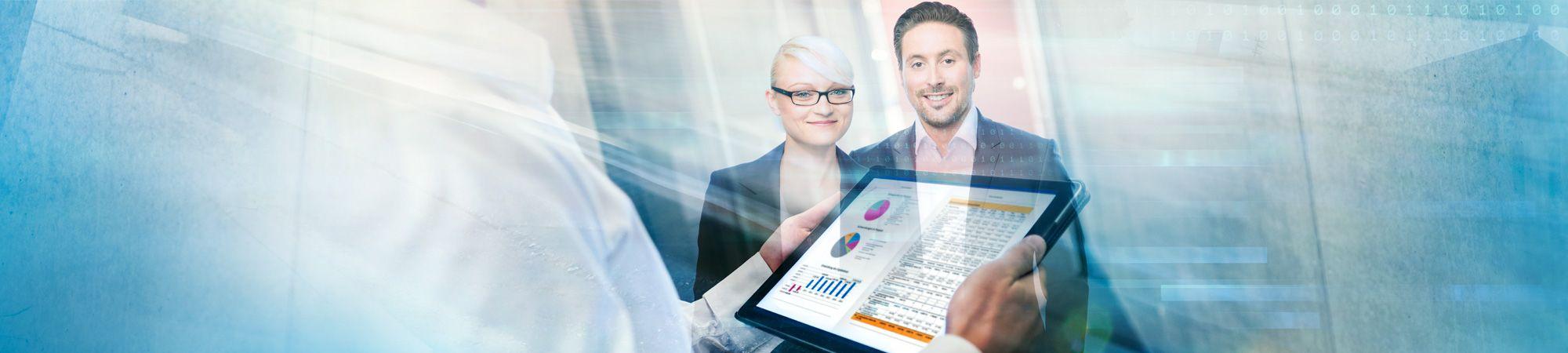 Finanzwesen – Zertifizierte Lösung für jede Phase Ihrer Verwaltungsmodernisierung