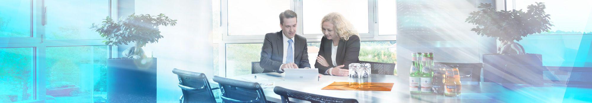 Laufende Optimierung und Digitalisierung von Verwaltungsprozessen