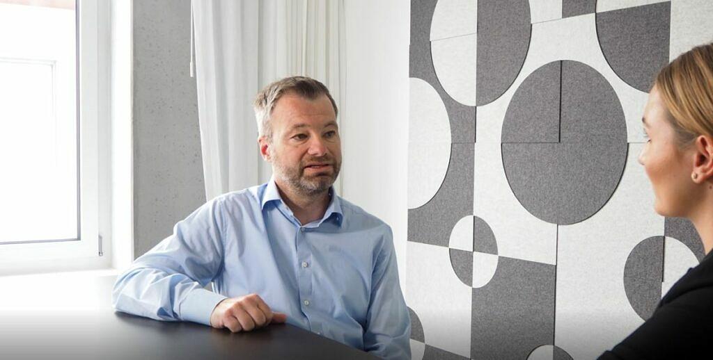Im Gespräch mit Ulrich Schüssler