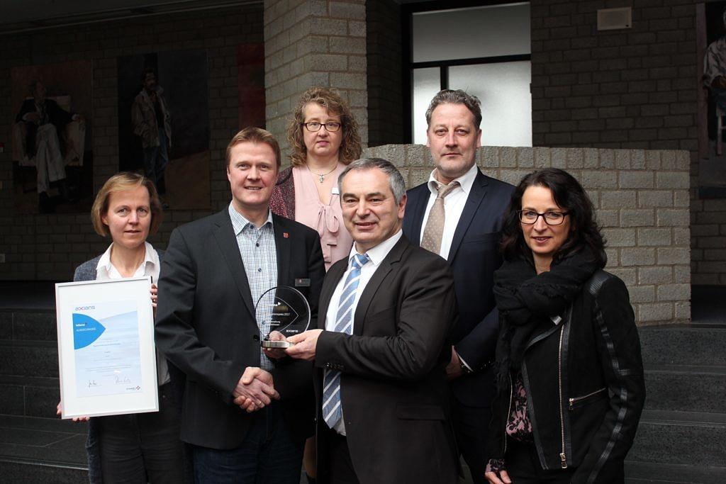 Die Stadtverwaltung Borgholzhausen ist Finalist des Innovationspreis 2017!