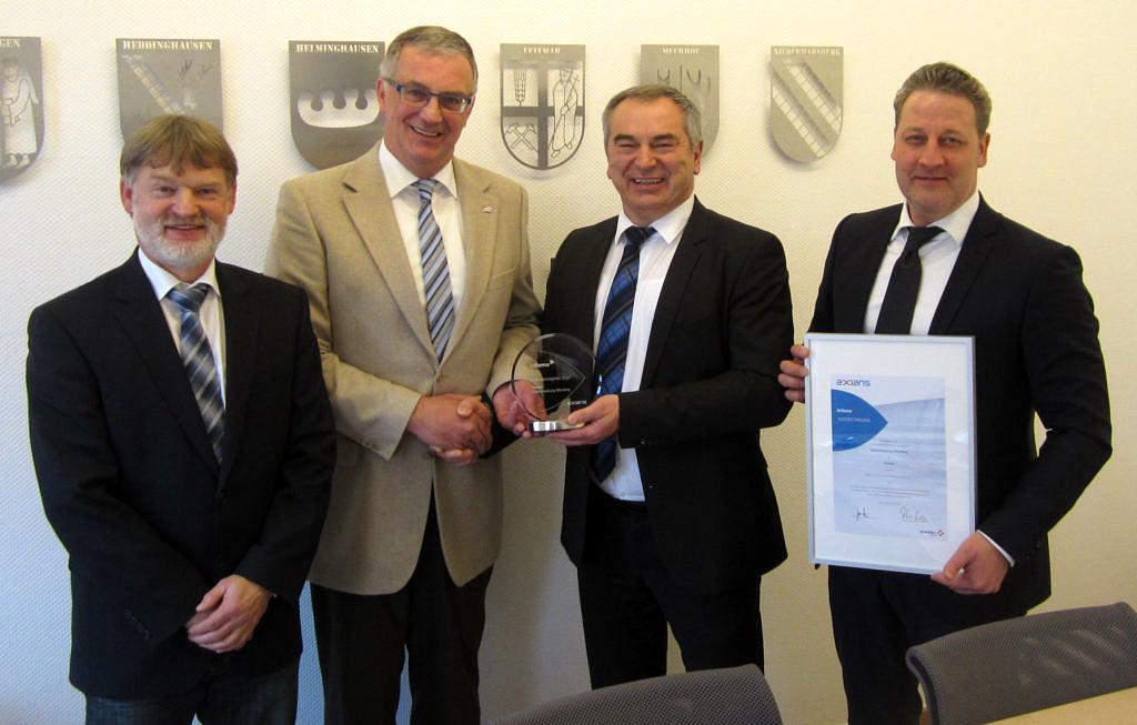 Stadt Marsberg ist Finalist des Innovationspreis 2017!