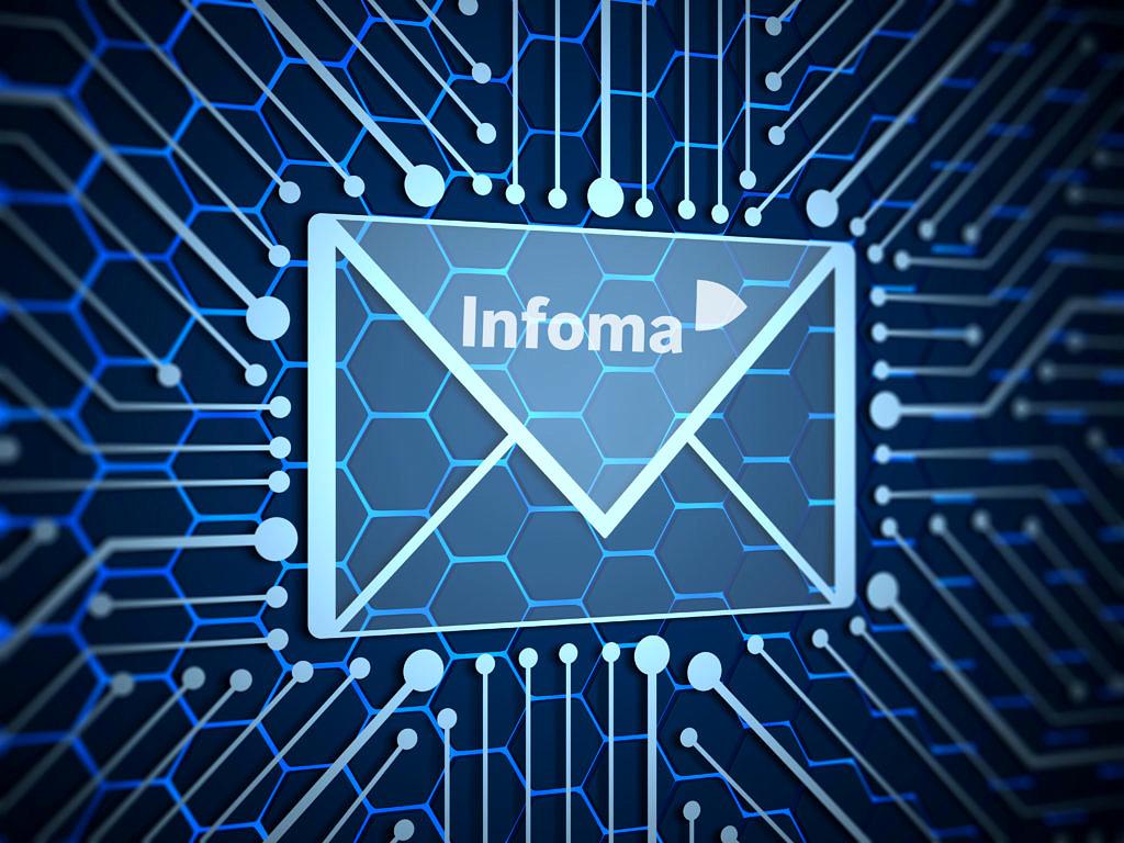 Axians Infoma versendet elektronische Rechnungen