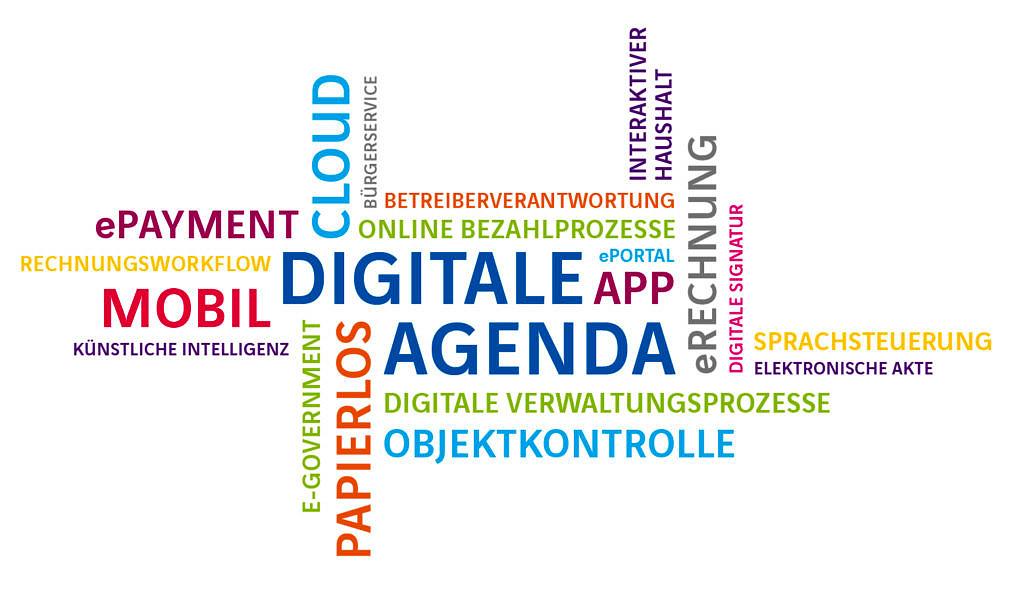 Digitaler Belegausgang von Bescheiden und Rechnungen erweitert Digitalisierungsstrategie