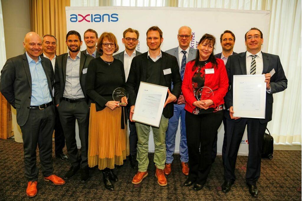 Axians Infoma vergibt Prädikat für zukunftsweisende Digitalisierungsstrategien