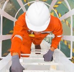 Safety first – Null Arbeitsunfälle als oberstes Ziel