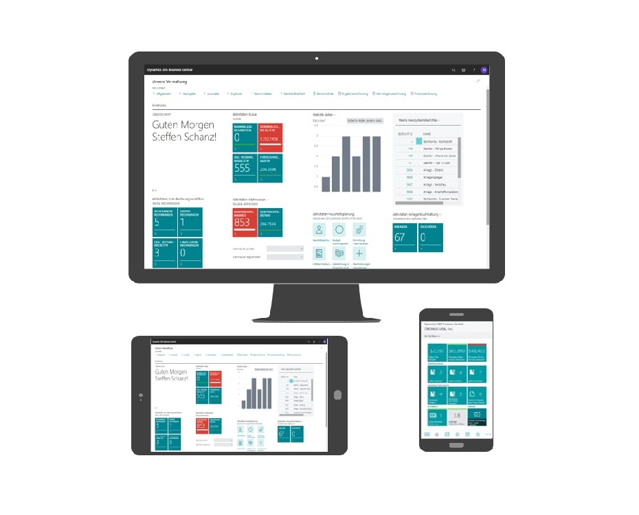 Modern Clients – Mobil, einfach, individuell und coole Standards