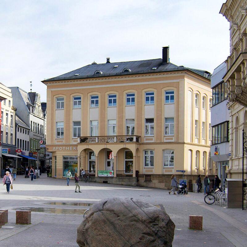 Marktplatz Iserlohn