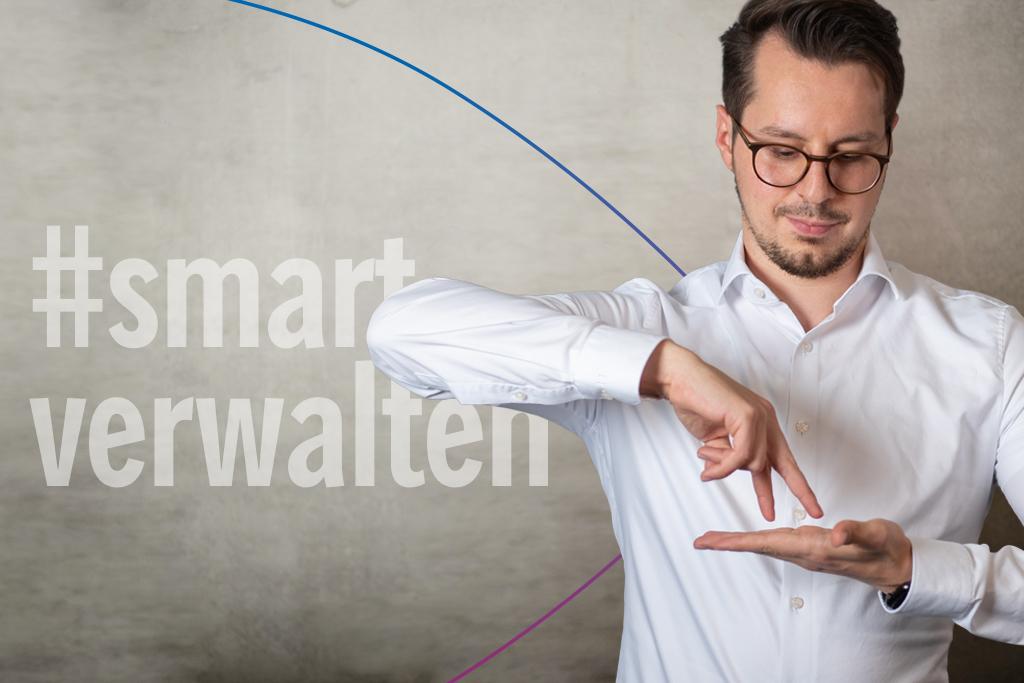 #smartverwalten: Auf dem Weg zur smarten Verwaltung