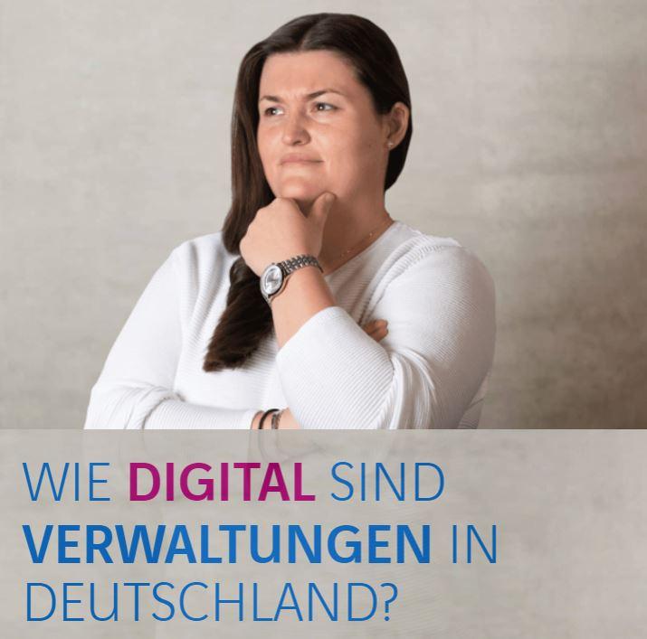 Wie digital sind Verwaltungen in Deutschland?
