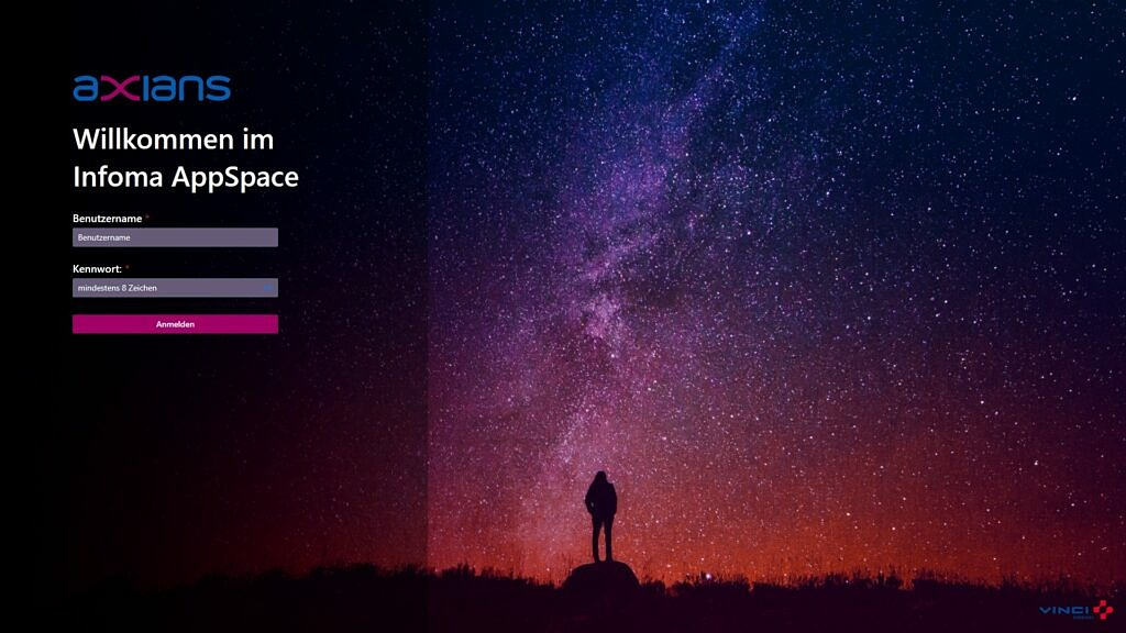 Infoma AppSpace – Der Raum für Apps aus dem Axians Infoma Universum