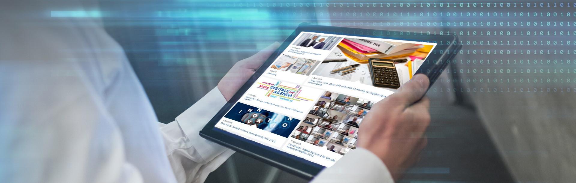Unser neues eMagazin ist online!